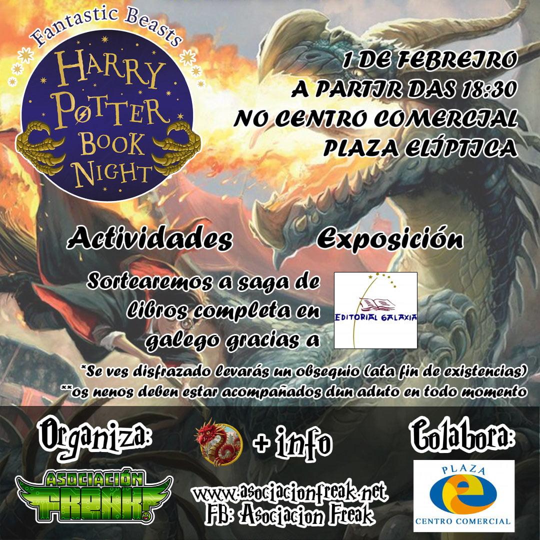 Harry Potter Book Night 2018