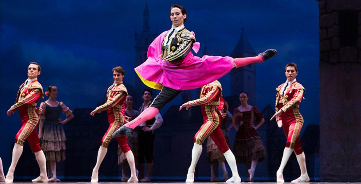 Don Quijote   Ballet  Mar de Vigo