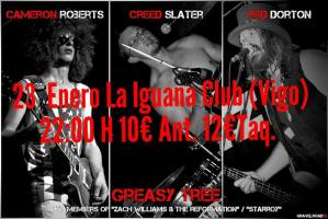 "Concierto ""Greasy Tree"" (Arkansas) 