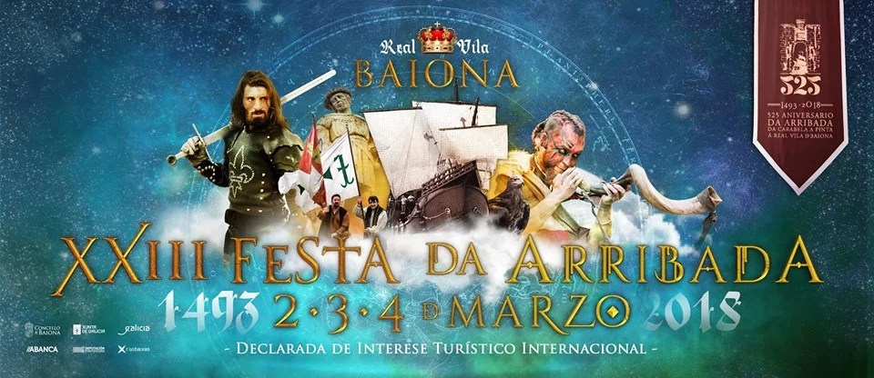 Fiesta de la Arribada 2018   Baiona