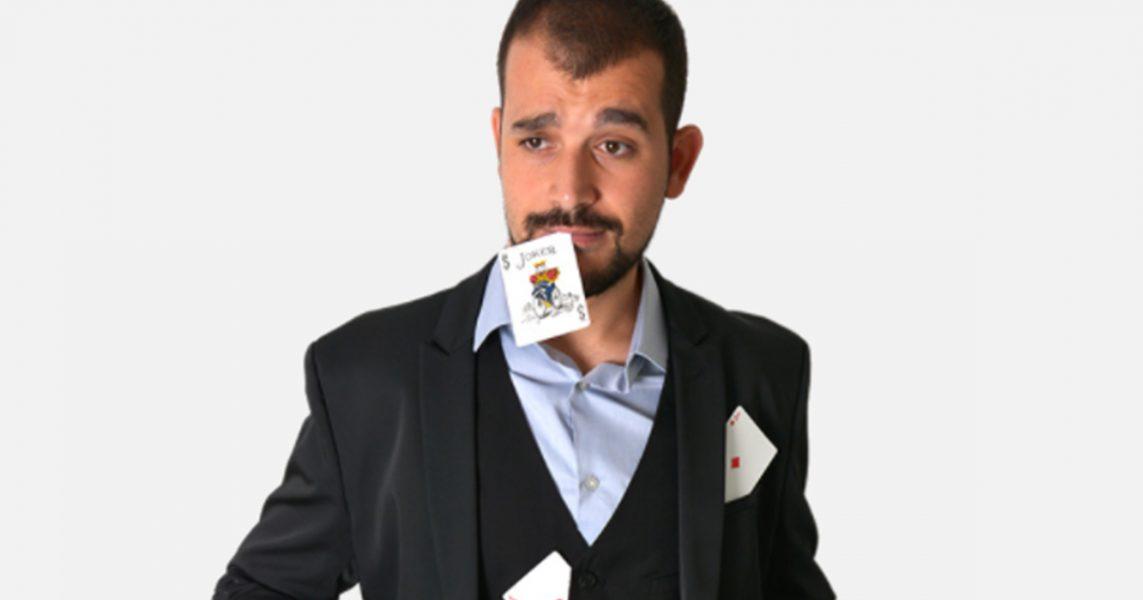 Andrés Madrugo, Magia Gamberra | Vigo