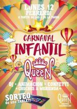 Carnaval Infantil Queen