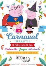 Carnaval Infantil Olympo