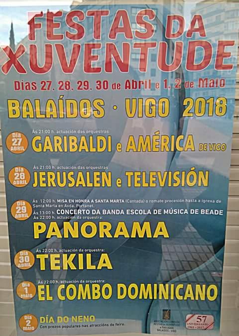 Festas da Xuventude 2018