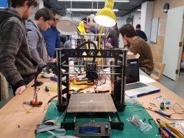 2º Taller de montaje de impresora 3D