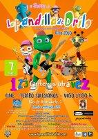 El Show de la Pandilla de Drilo; «1, 2, 3, Cantemos Otra Vez» Gira XV Aniversario