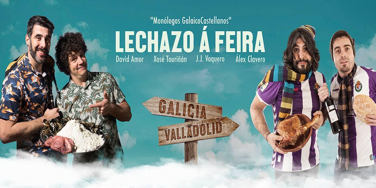 Lechazo á Feira – Monólogos Galaico-Castellanos