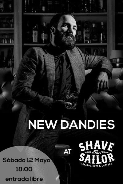 Shave the Sailor Beards, Cuts & Coffee