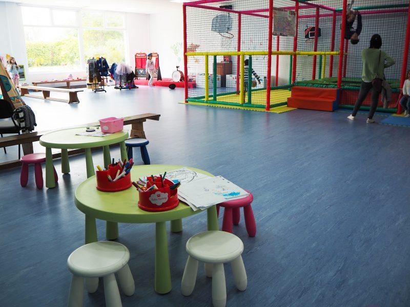 Mercantil Park, nuevo centro de ocio para los niños