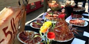Fiesta Feria del Jamón 2018 de La Cañiza
