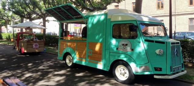 Food Trucks Rilla na Rúa 2018