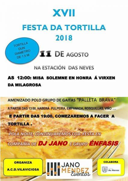 Fiesta de la Tortilla 2018