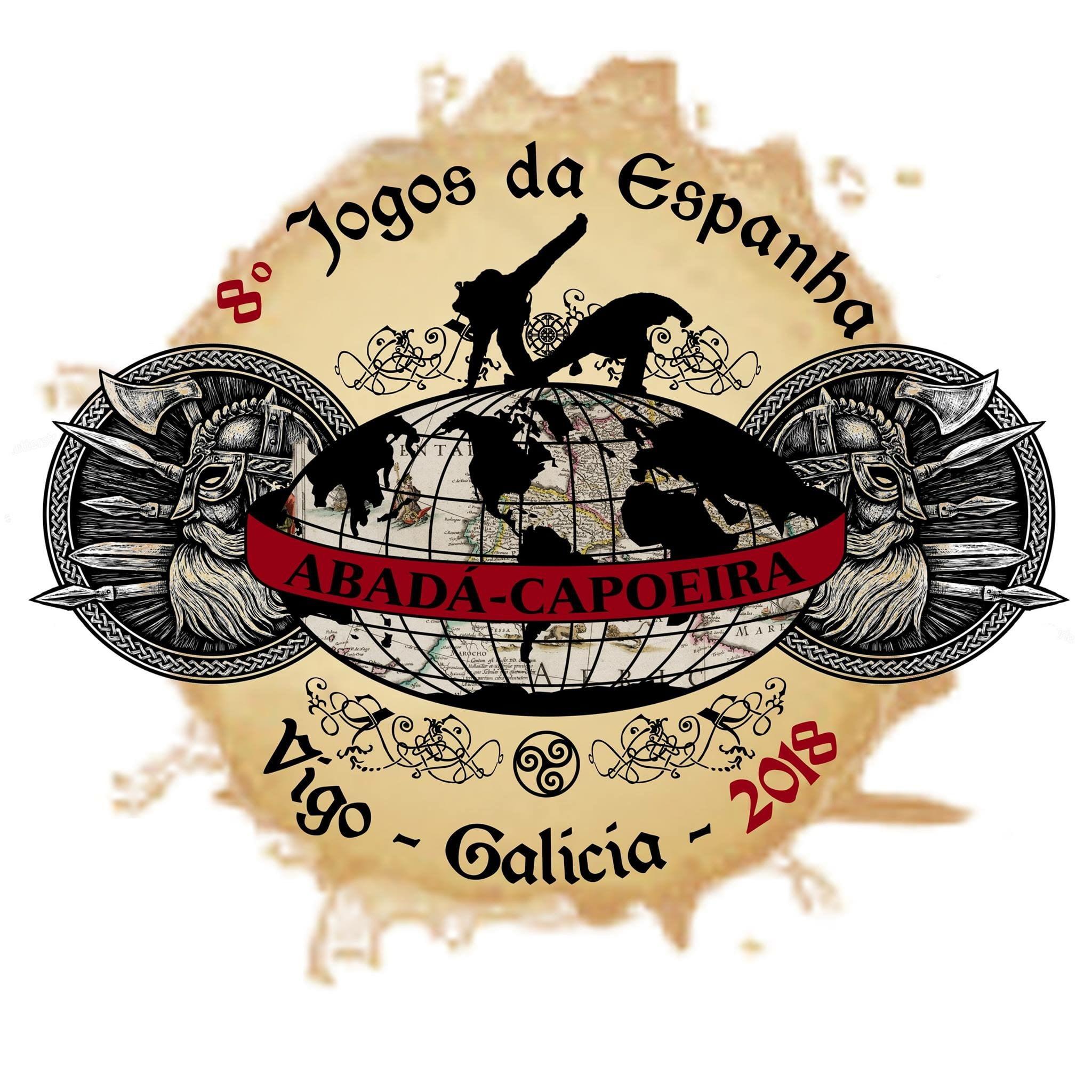 Campeonato Nacional de Capoeira en Vigo