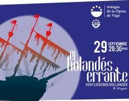 El holandés errante | Ópera en Vigo