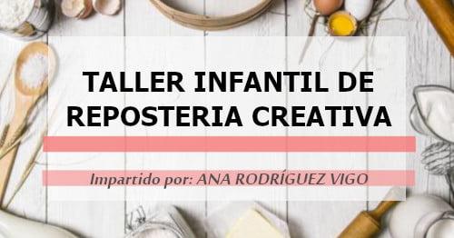 Taller Infantil de Repostería | Vigo