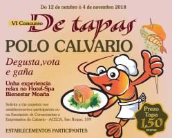 De Tapas polo Calvario 2018