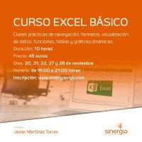 Curso de Excel básico: tablas dinámicas y funciones