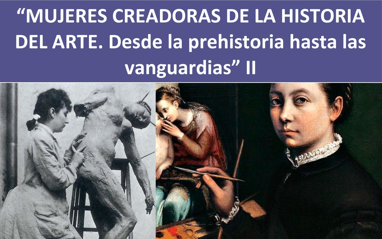 Curso de Mujeres Creadoras de la Historia del Arte