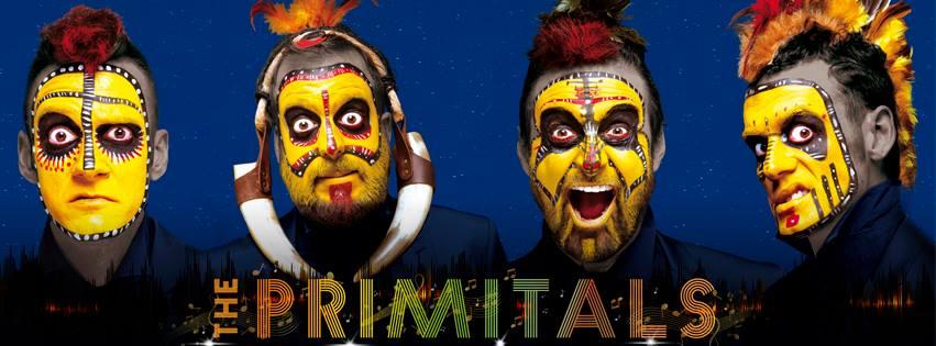 Comedia Musical The Primitals en Vigo