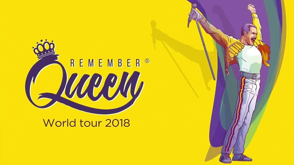 Tributo a Queen – 24 de Noviembre Vilanova de Cerveira