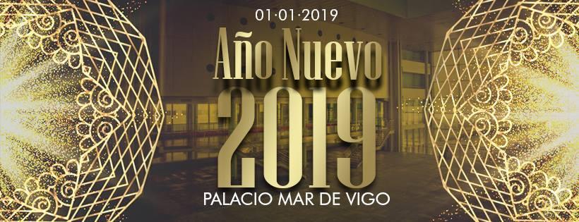 Año nuevo en el Palacio Mar de Vigo