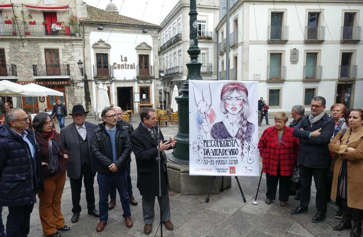 Reconquista de Vigo 2019