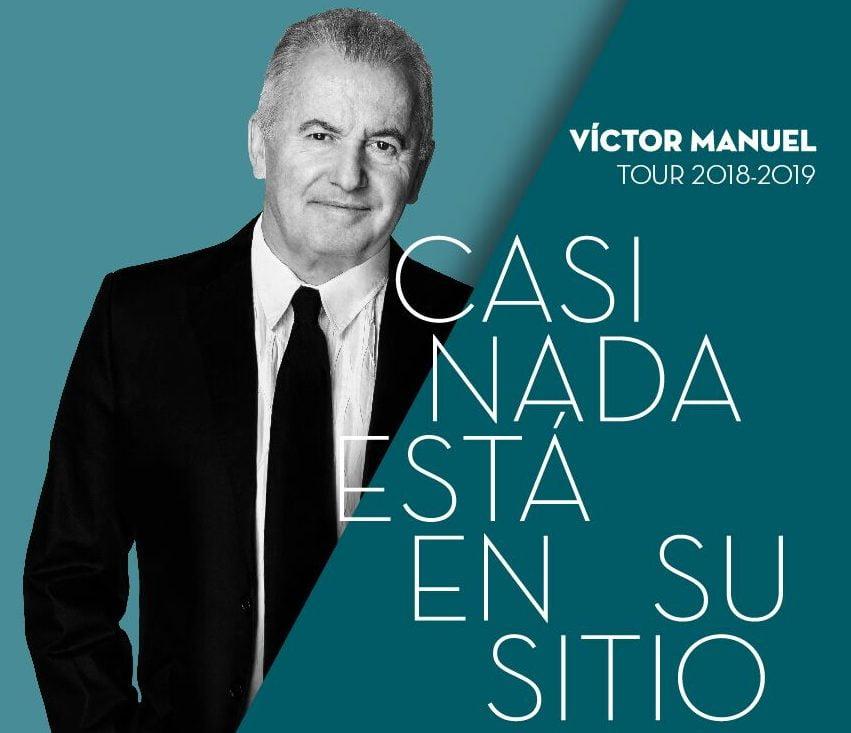 Víctor Manuel en Vigo