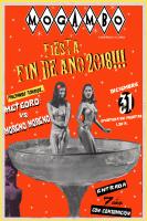 Fiesta fin de año 2018 en Mogambo