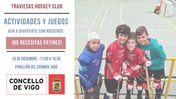 Actividades y Juegos: Diviértete con el Hockey