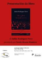 Presentación del ultimo libro del autor nominado al premio nacional de literatura dramática 2017, Julián Rodríguez.