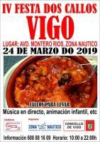 IV Festa dos Callos en Vigo