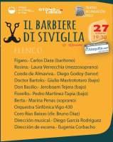 Ópera El barbero de Sevilla, de G. Rossini