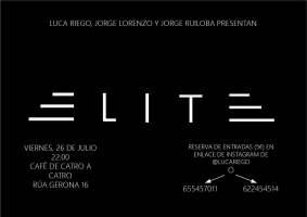 Élite – show de magia, mentalismo e hipnosis