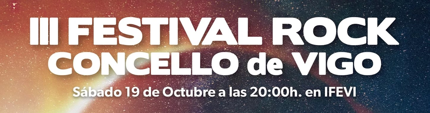 III Festival de Rock de Vigo