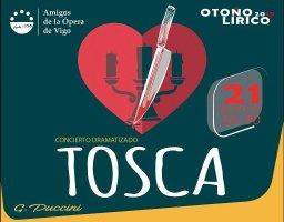 Ópera Tosca, de Giacomo Puccini