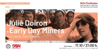 Concierto Julie Doiron + Early Day Miners
