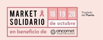 Market Solidario a favor de ONCOMET