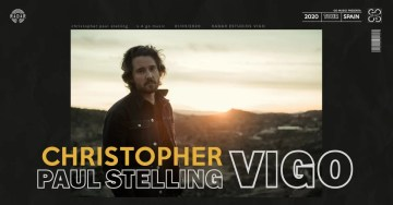 Concierto de Christopher Paul Stelling