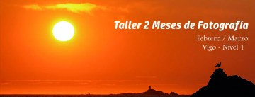 Taller 2 Meses de Fotografía en Vigo