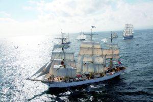 Visita gratuitamente el buque escuela Sorlandet.