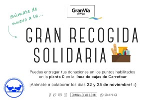 Gran Recogida Solidaria