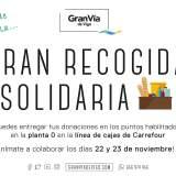 Gran Recogida Solidaria en favor del Banco de Alimentos de Vigo