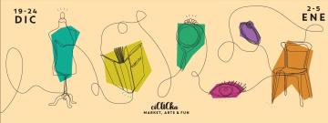 Festival multidisciplinar cíCLICKa Market, Arts & Fun