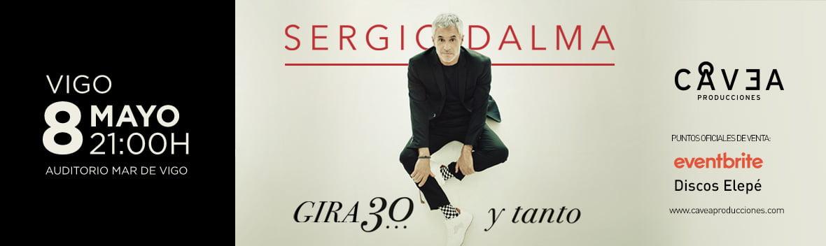 Entradas concierto Sergio Dalma