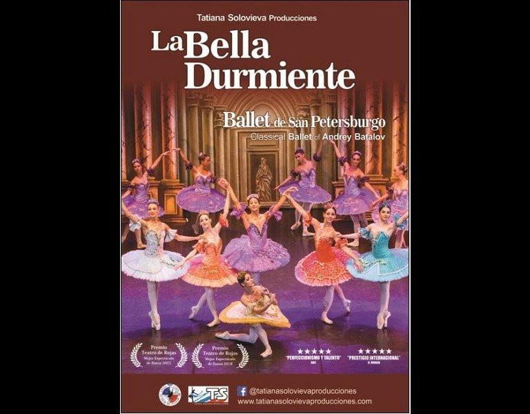 La Bella Durmiente. Ballet de San Petersburgo