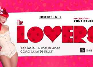 Cartel de The Lovers