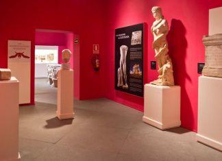 Una de las secciones de la exposición