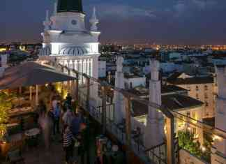 Radio Madrid Rooftop
