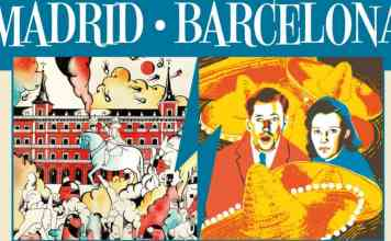 Madrid-Barcelona en La Fiambrera