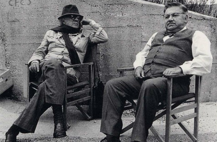 Federico Fellini. Sueño y Diseño en el Círculo de Bellas Artes
